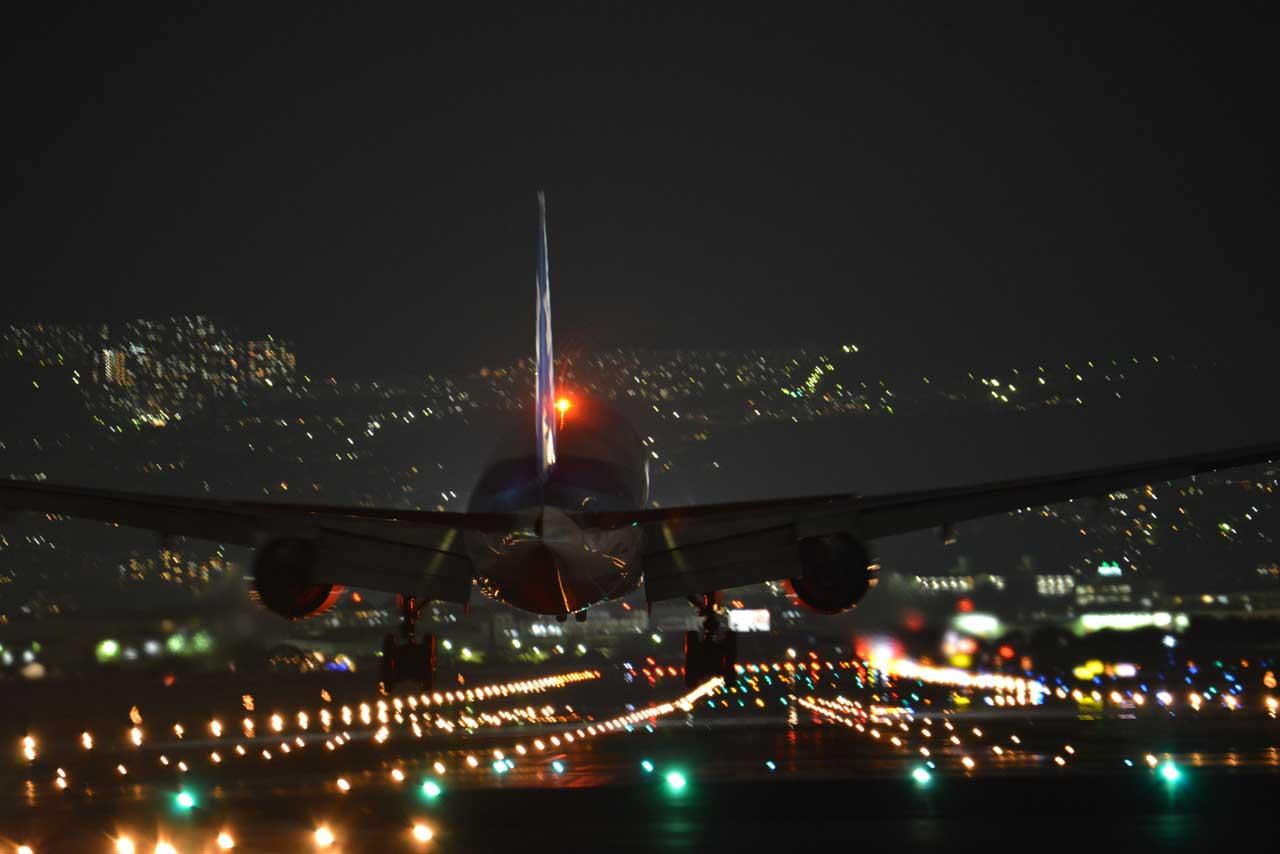 伊丹空港/夜景